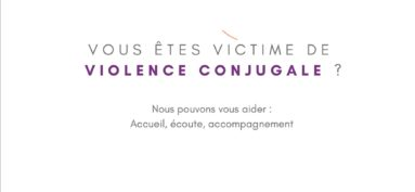 PROTECTION CONTRE LES VIOLENCES CONJUGALES